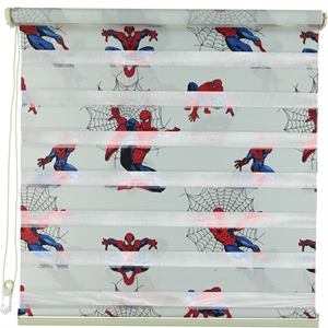 Mb Cloud Home Style Stor Perde Spiderman Baskılı