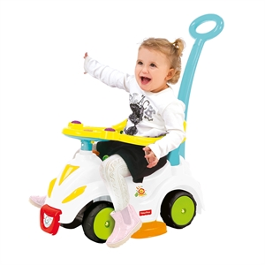 Fisher Price Smile Araba 4 ü 1 Arada 12m+