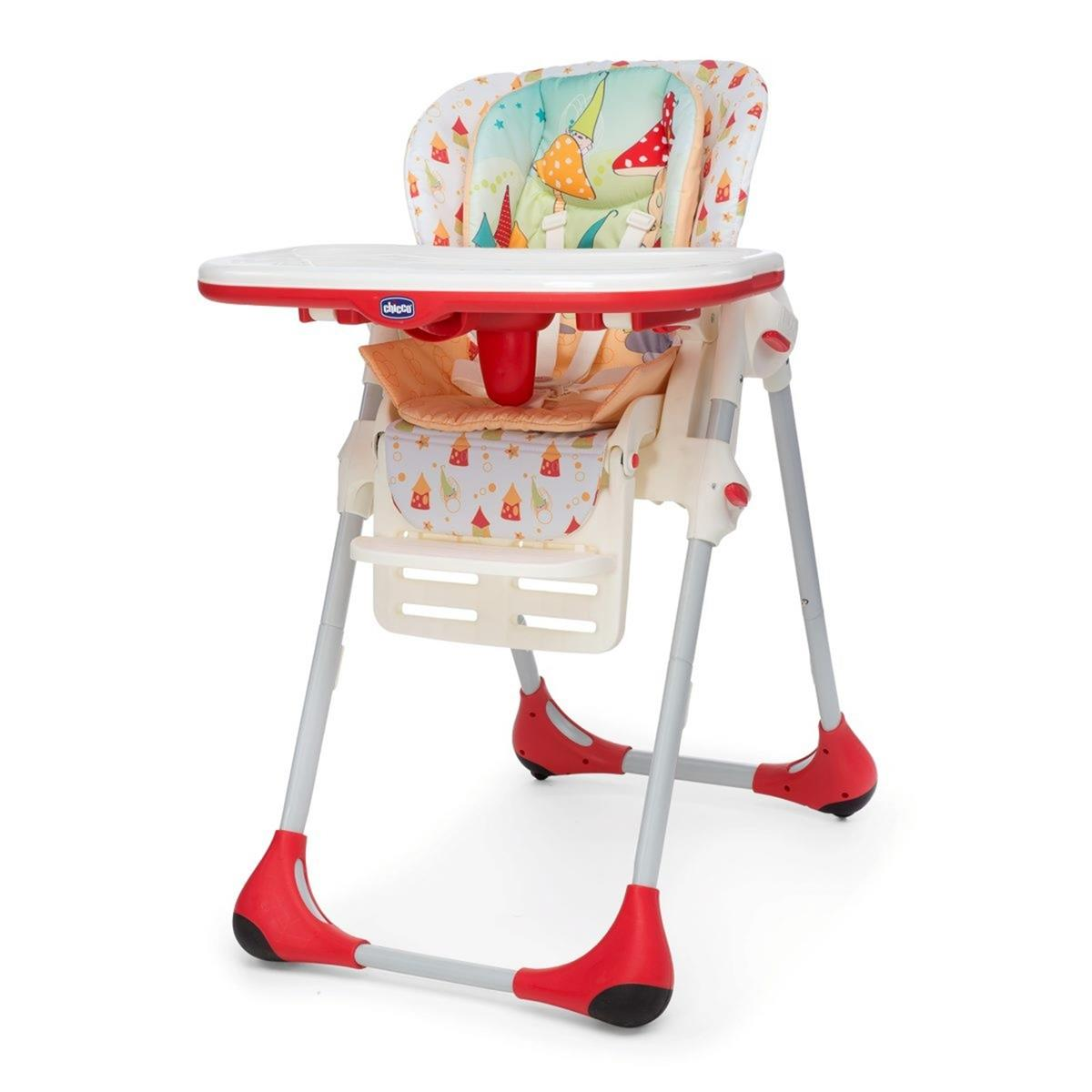 Chicco Polly 2 in 1 Mama Sandalyesi Timeless