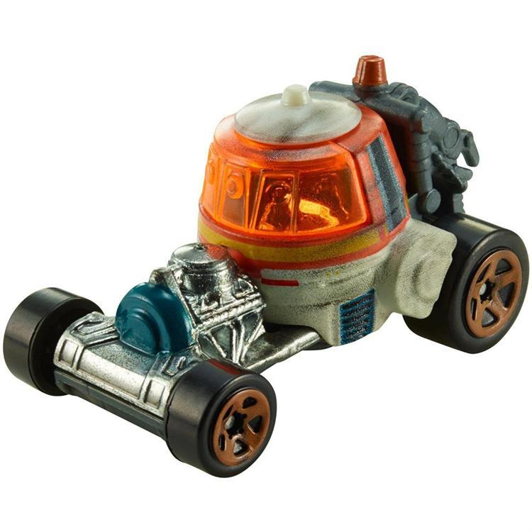 Oyuncak Arabalar Hot Wheels Hot Wheels Star Wars Karakter Arabalar
