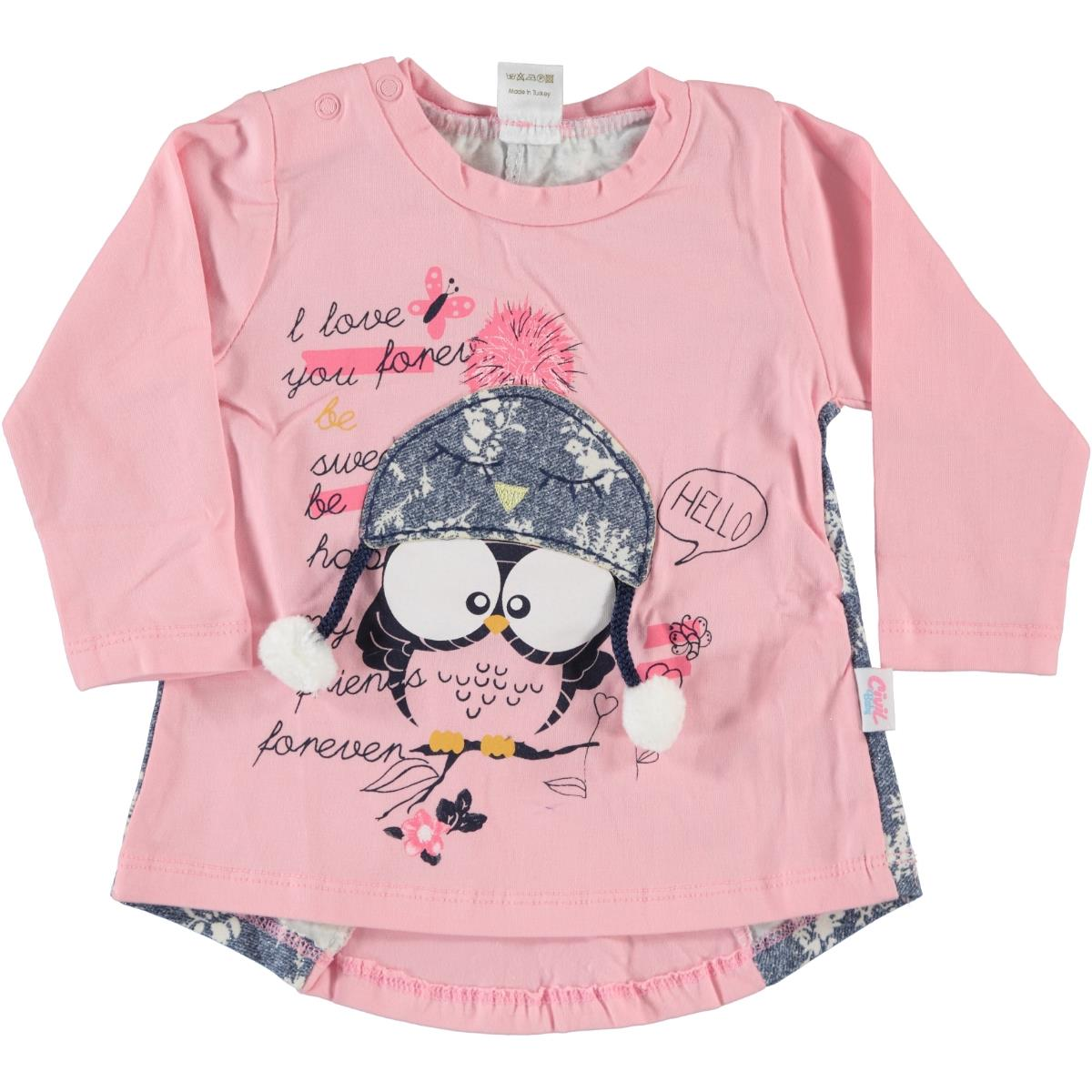 Civil Baby Penye Sweatshirt 6-24 ay