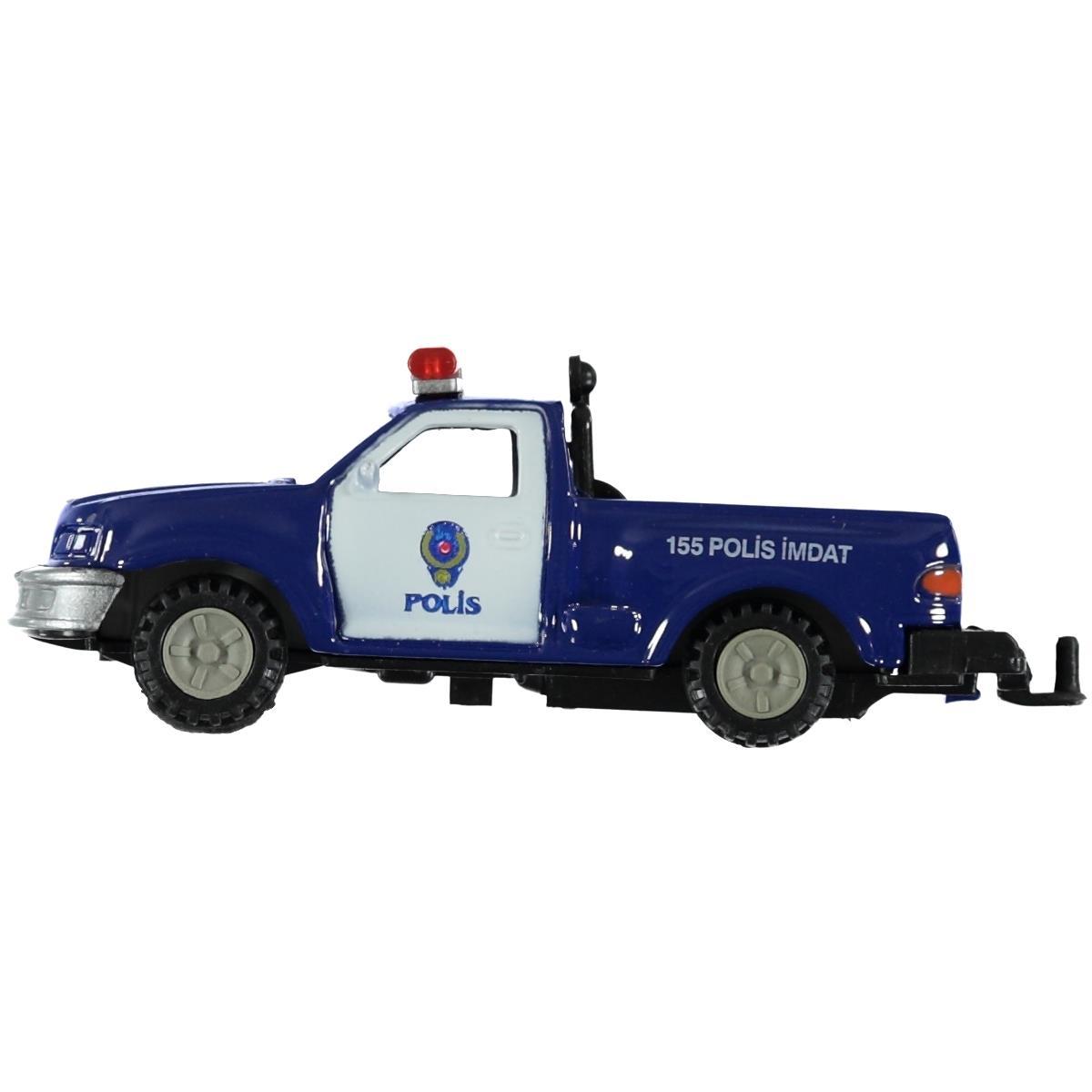 Birlik Oyuncak Fy2275p Birlik Oyuncak çek Bırak Polis Arabası