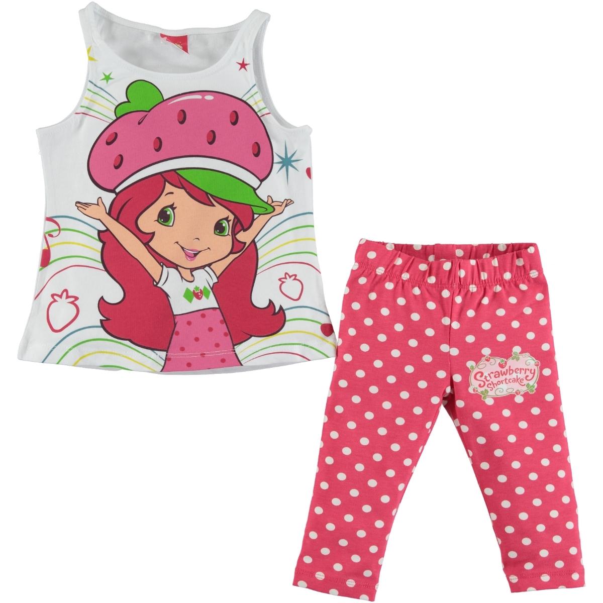 Cimpa Ss10793 Byz Cimpa Cilek Kiz Pijama Takimi 2 7 Yas Beyaz