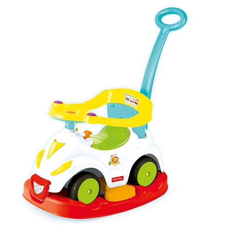 Fisher Price Smile Araba 4 'ü 1 Arada 12m+