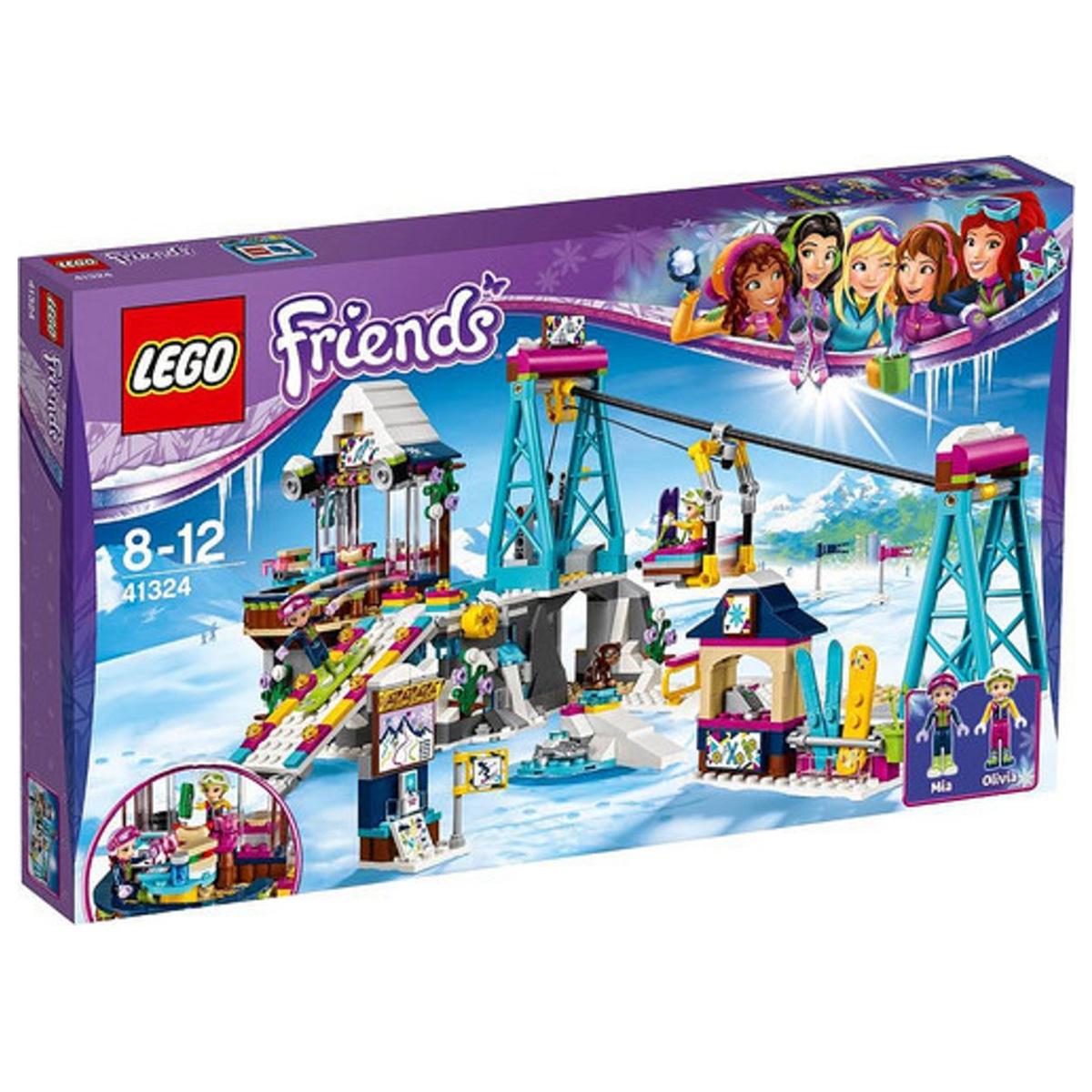 75efa669a65f7 Lego ADR-LGF41324 Lego Friends Kayak Tesisi Teleferiği Seti 8-12 Yaş ...