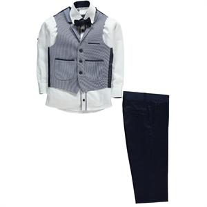 7791a94b382ee Civil Class Erkek Çocuk Takım Elbise 6-9 Yaş Lacivert