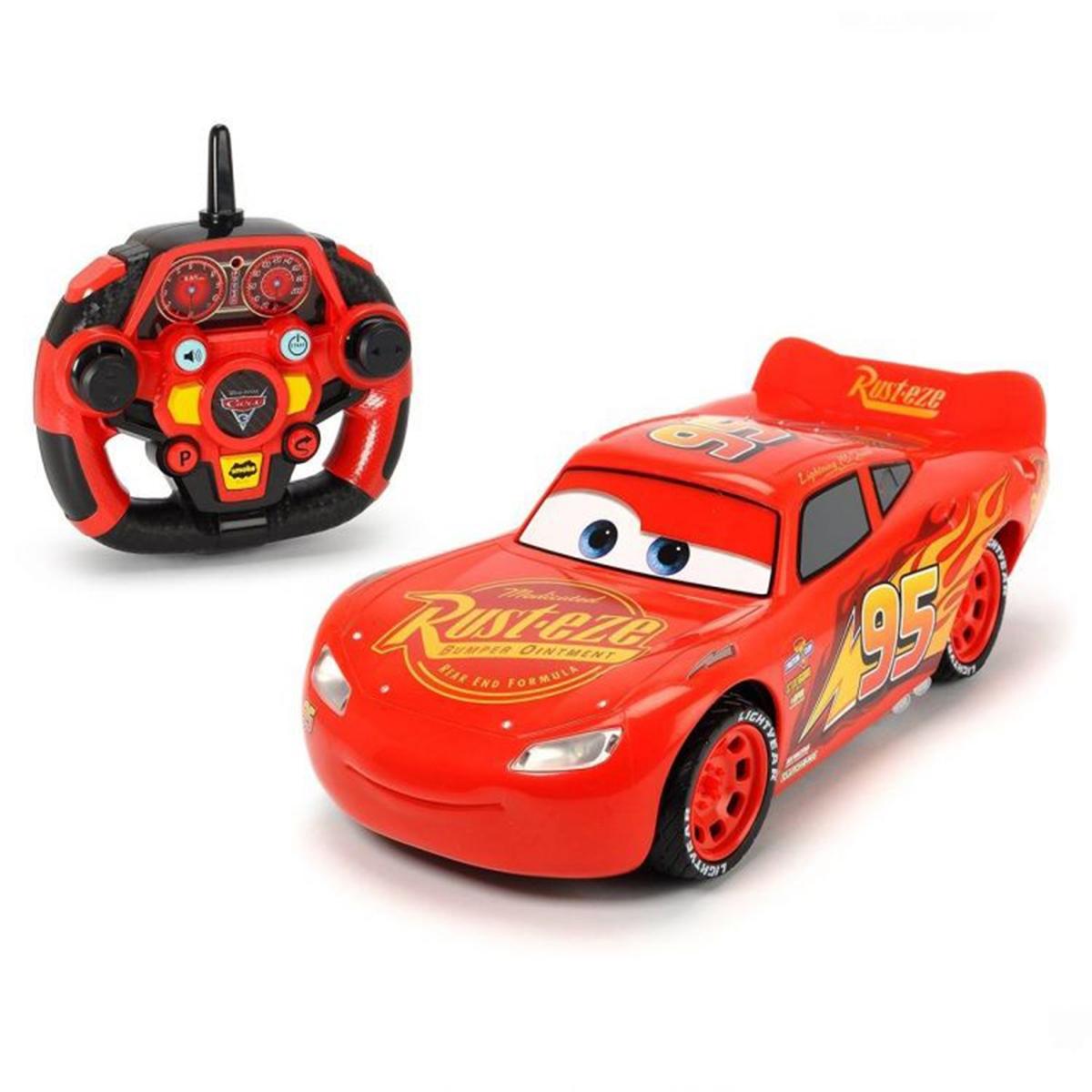 Cars Smb 203086005 Cars Lightning Mcqueen Uzaktan Kumandali Arac 5