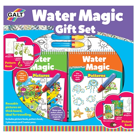 Galt Sihirli Kitaplar Hediye Seti 3 Yas 2 A4 Ekstra Sihirli