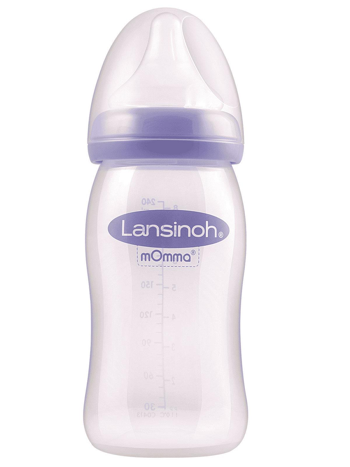 Lansinoh Natural Wave PP Biberon 240 ml