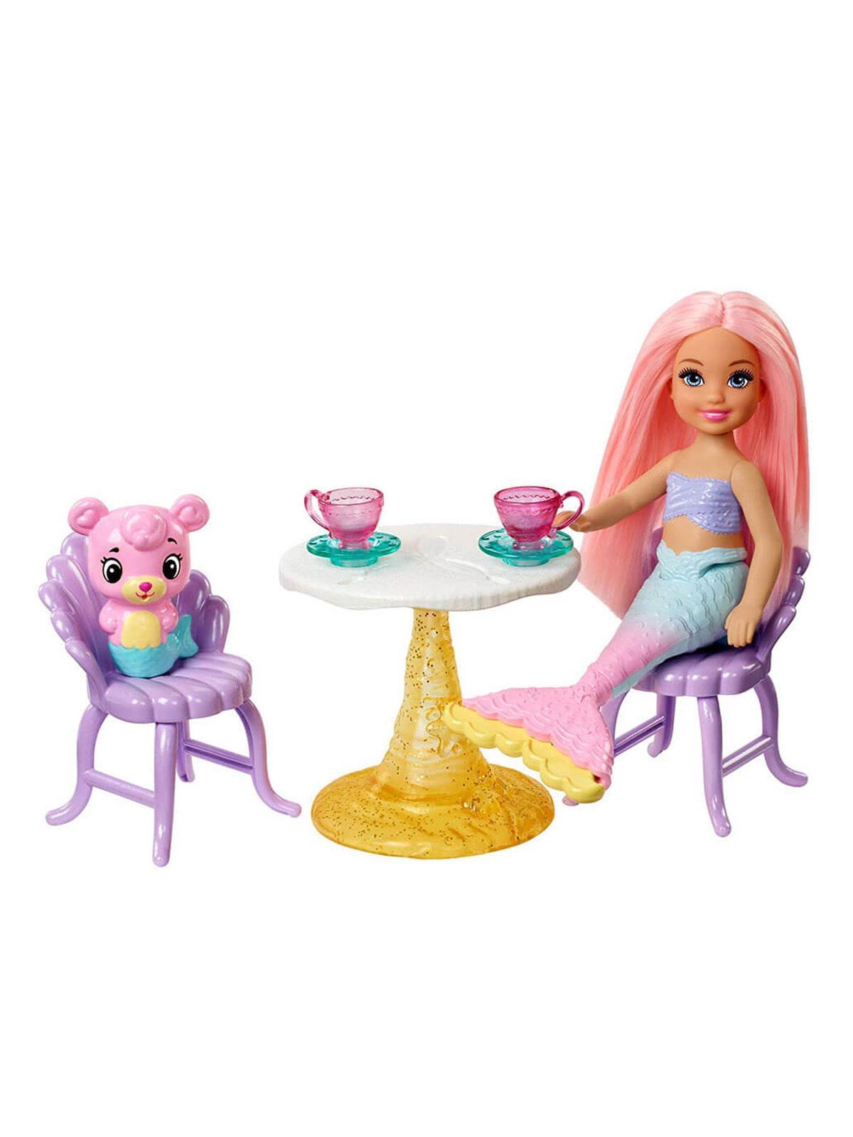 Barbie Dreamtopia Deniz Kizi Chelsea Ve Sato Oyun Seti Fiyati Mtl