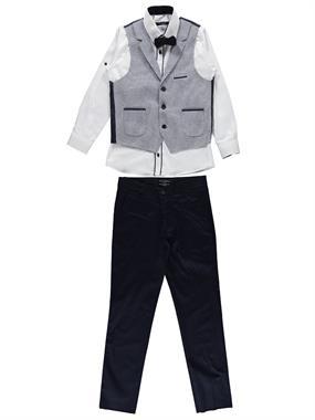 98711cc6aede8 Civil Class Erkek Çocuk Takım Elbise 10-13 Yaş Mavi